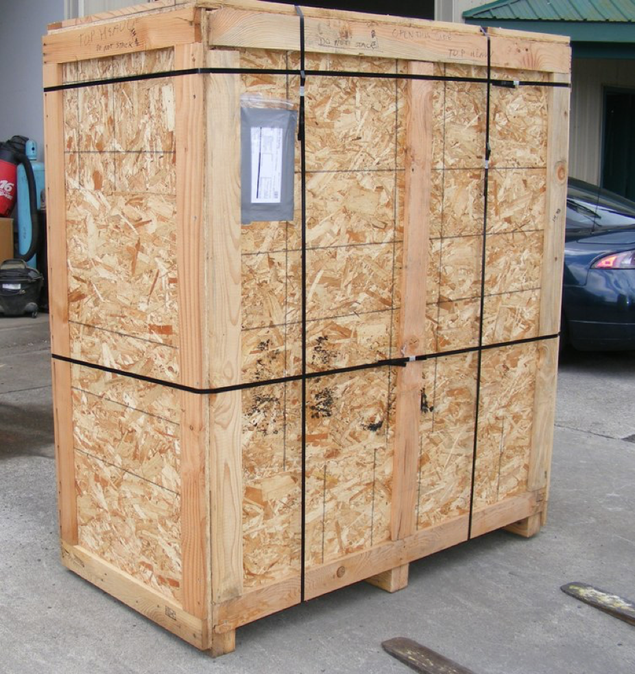 CO2 Phase Change Demonstrator Demo Crated