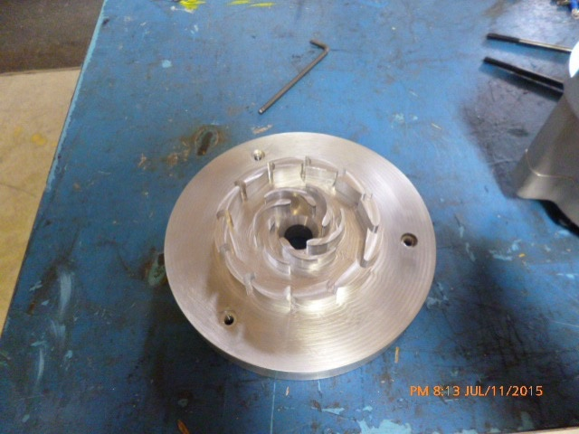 ROT06 Turbine Stator
