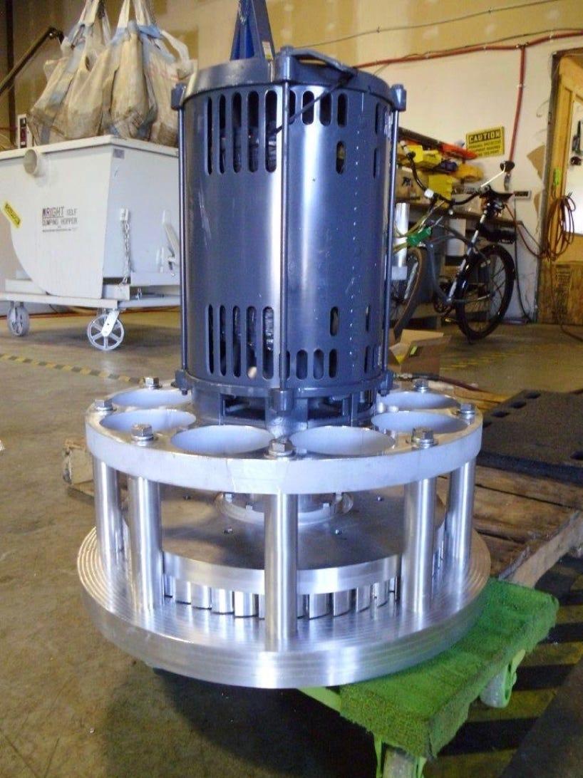 ROT15 Turbine Generator Assembly