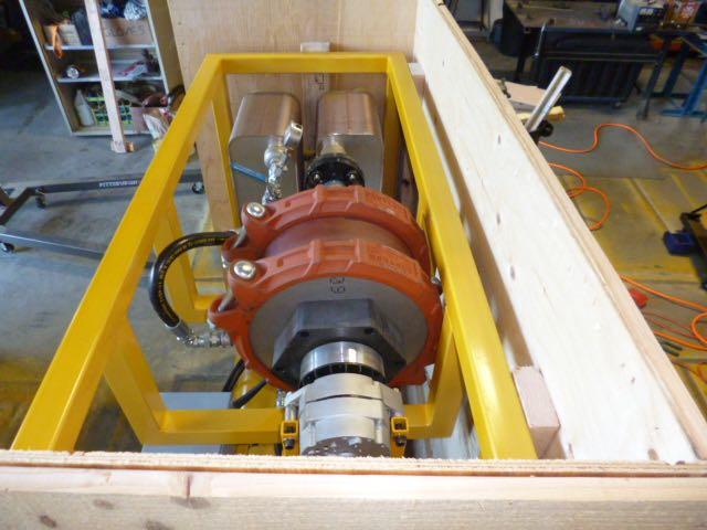 IT10 kW System Turbine