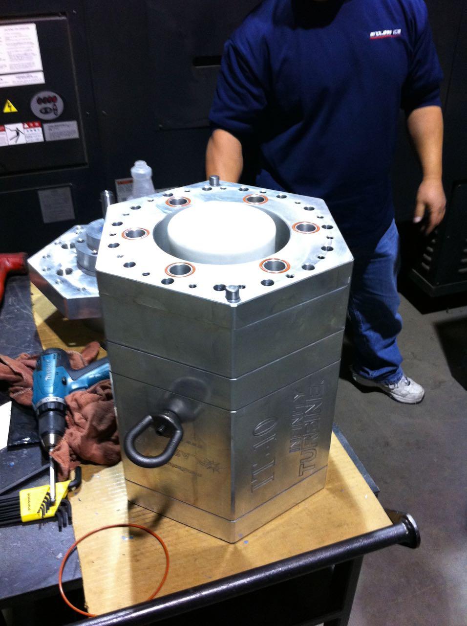 IT10 Magnetic Coupling External Generator Drive