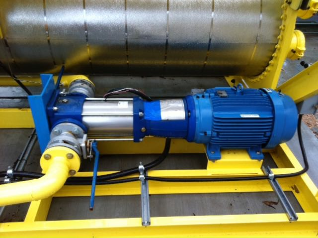 IT250 Feed Pump