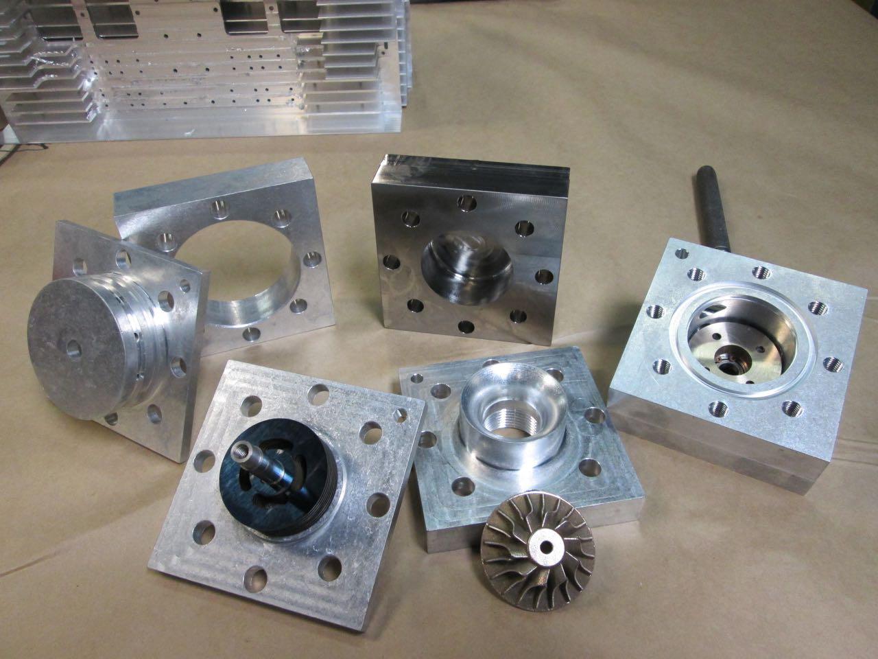 Modular Block Turbine Kit
