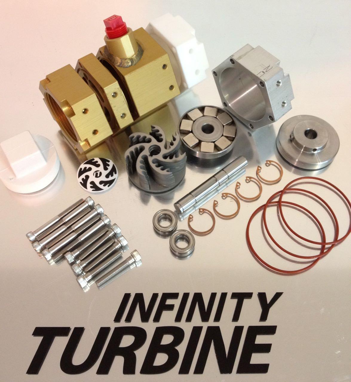 Infinity Turbine ITmini tubine generator kit
