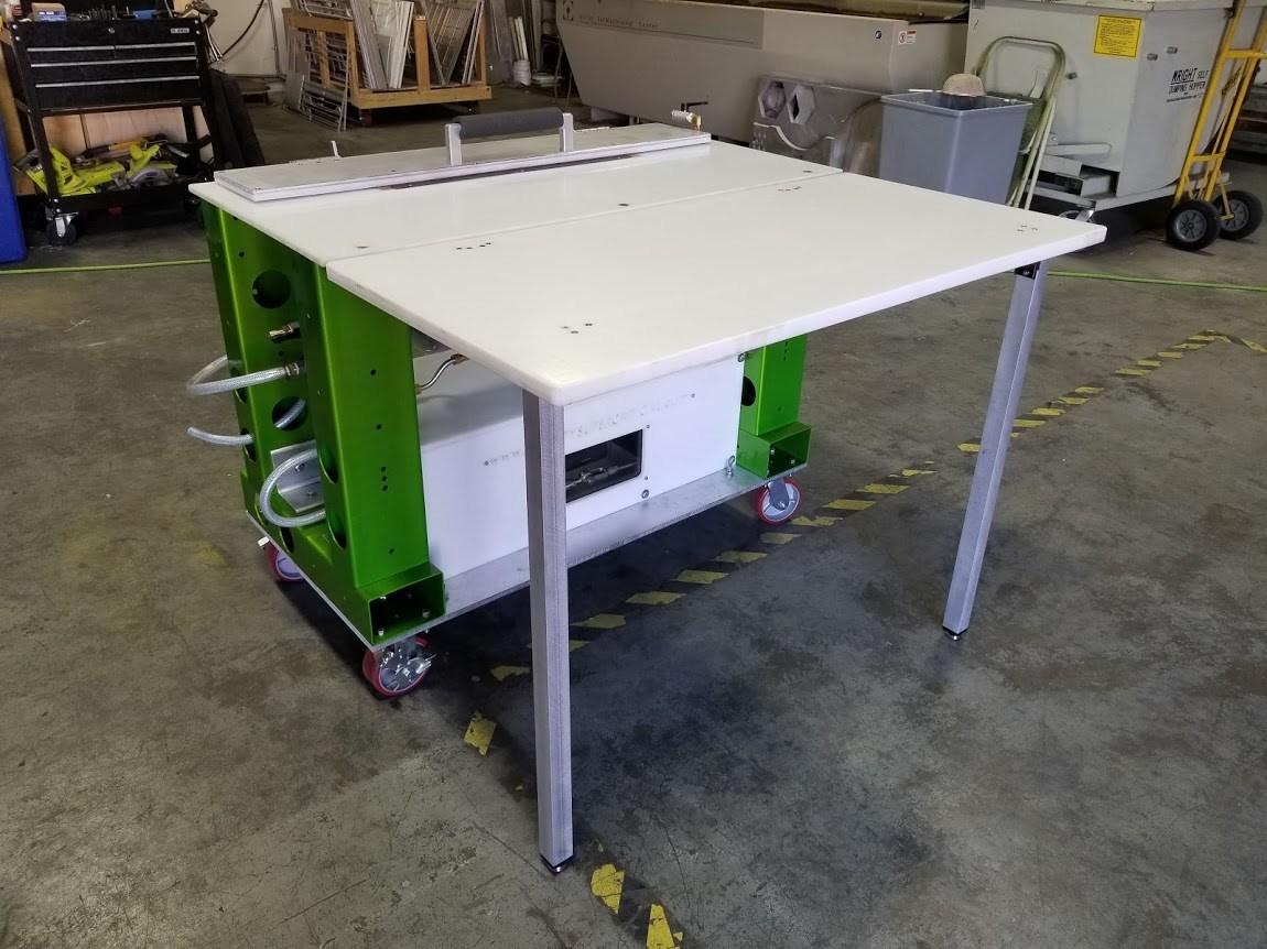 Infinity Turbine Vacuum Table Extension