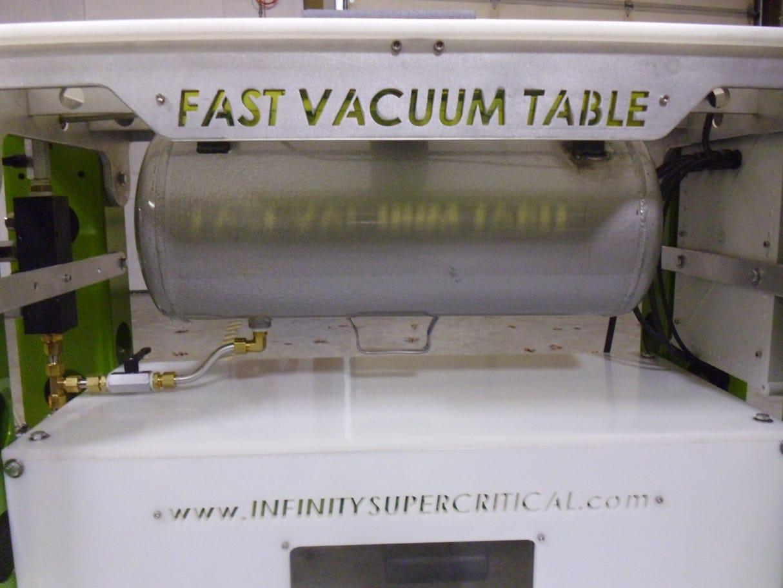 Infinity Turbine Vacuum Pre Charge Tank