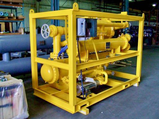 Infinity Turbine ROT Turbine IT50 Skid