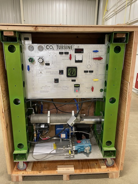 Surplus CO2 Supercritical Phase Change Developers Cart
